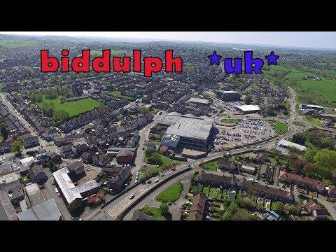 DRONE FLIGHT *biddulph* (stoke on trent)