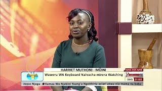 Gambar cover Imwe kwa imwe na Harriet Muthoni - Kameme Tv Kenya