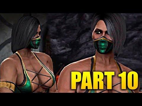 Mortal Kombat 9 Playthrough Part 10 - A SHADE OF JADE! (ROAD TO MK11) thumbnail