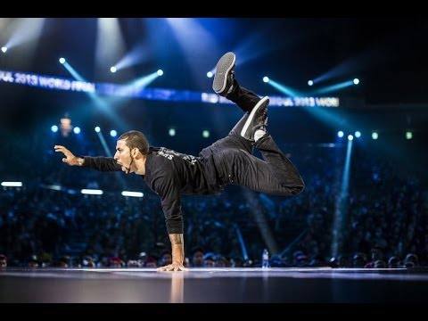 Ronnie vs Gravity - Battle 3 - Red Bull BC One World Final 2013 Seoul