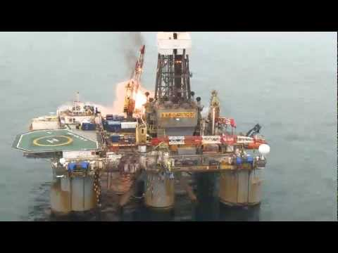 BARRYROE WELL SUCCESSFULLY FLOWS OIL AND GAS