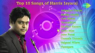 Top 10 songs of Harris Jayaraj | Tamil Audio Jukebox