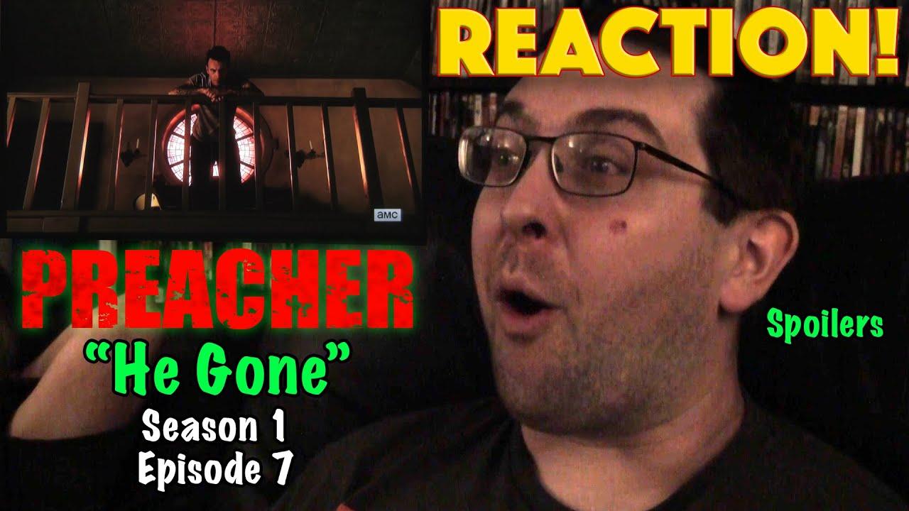 "Download REACTION! Preacher ""He Gone"" Season 1, Episode 7"