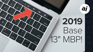 """What Changed with the Base 2019 13"""" MacBook Pro!"""