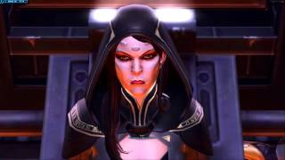 Star Wars Knights of the fallen Empire Gameplay 2015 - Sith Warrior Part 5 - The Escape