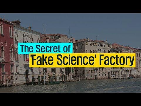 The Secret of 'Fake Science' Factory(KCIJ | NEWSTAPA)
