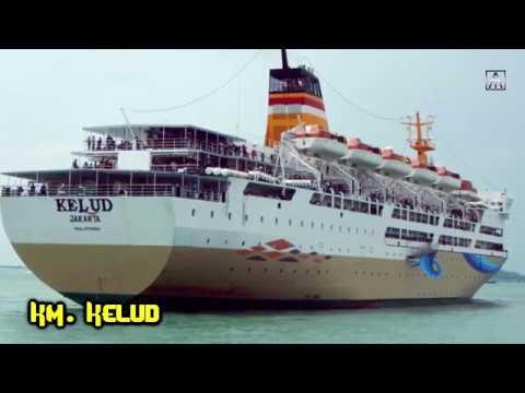 Wow 10 Kapal Pelni Terbesar Di Indonesia Youtube