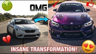 BUILDING A BMW F87 M2 IN 10 MINUTES!