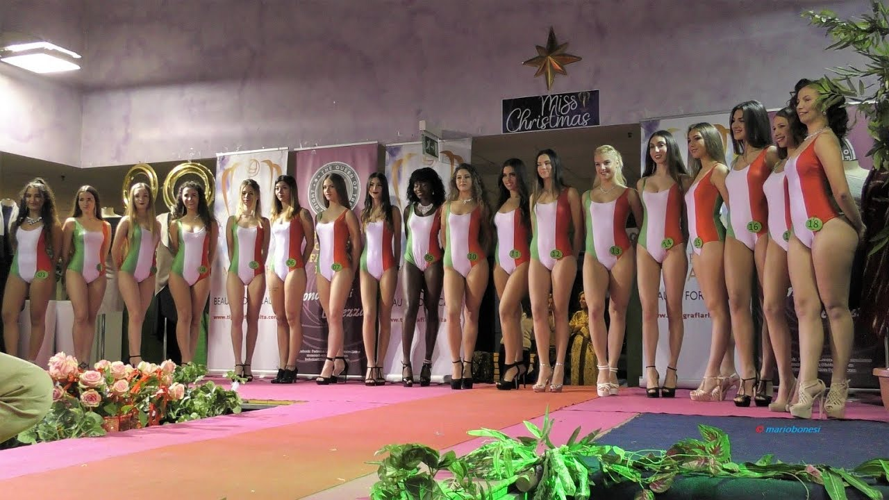 Miss Earth Italy 2018 Miss Christmas  - Vicenza