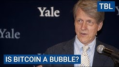 Shiller says bitcoin is the best example of a bubble in the market today