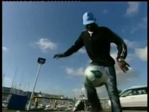Cherno Samba - ITV interview 2006