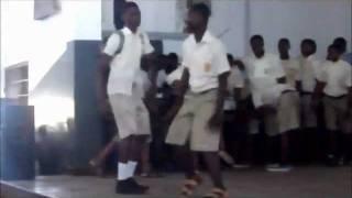 Accra Academy Azonto Dance Moves