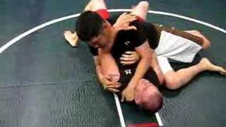 JSA Nogi Jiujitsu Inverted Triangle Choke