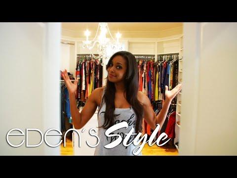 Take a look inside Eden's Closet: Eden's Style