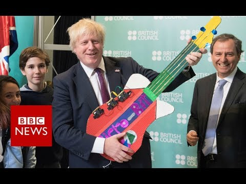 Boris Johnson quits: Profile of ex-foreign secretary - BBC News