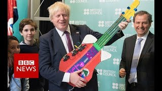 Boris Johnson quits: Profile of ex-foreign secretary - BBC News