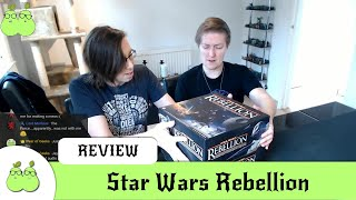 Star Wars Rebellion Mega Review
