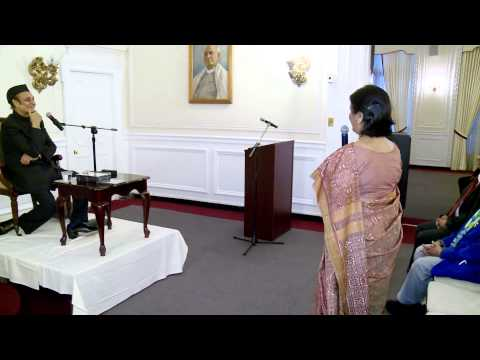 Talk by Dr. Karan Singh at the Embassy on June 18, 2013. Part II