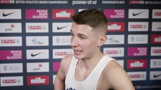 SPAR British Athletics Indoor Championships - George Mills