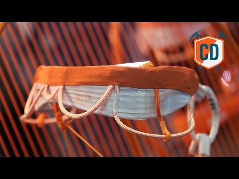 Petzl Klettergurt Sitta : Separate out your gear with the petzl sitta harness epictv