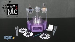 Project MC2 H2O Nail Science Kit from MGA Entertainment