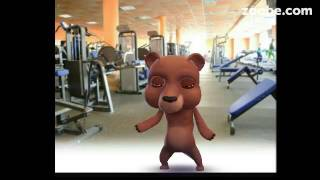 Мишка-НАДО ПОДКАЧАТЬСЯ!!!!