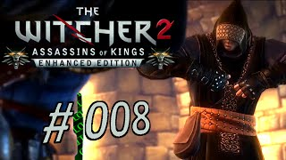 The Witcher 2: Assassins of Kings - Enhanced Edition #008 - Der vertrauenswürdige Mönch - Let's Play
