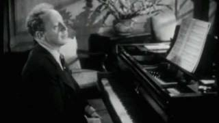 Artur Rubinstein plays Liebestraum nº3 Liszt (HQ - High Quality)