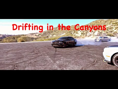 Tall Guy Car Reviews Does Donuts in His TRX! With Helloooimjensen & Swaguu