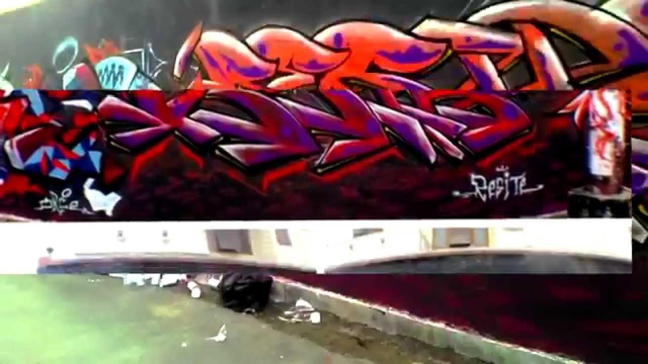 Indonesian Graffiti Trks Crew Yogyakarta Hot Cans