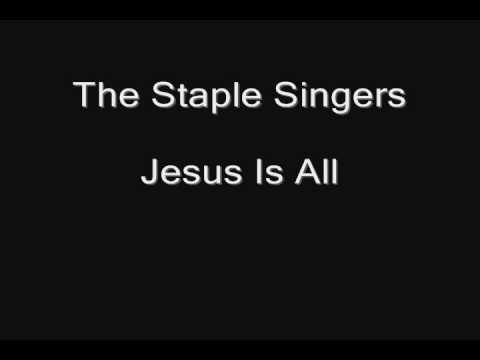 Gospel Blues 1 -- track 20 of 24 -- The Staple Singers -- Jesus Is All