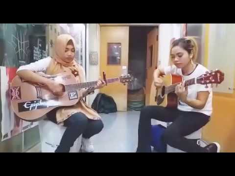 KERETO JOWO -Via Vallen Guitar Cover (Vivin Feat Puput)