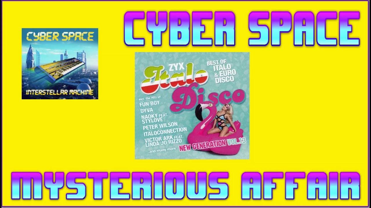 A Cyberspace Affair