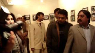 Pakistani film star Reema in Al-hamra art councle Lahore Exclusive by M.Arslan Hasnat