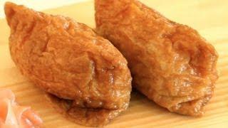 How To Make Sushi - Inarizushi