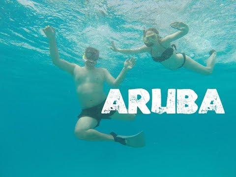Aruba Vacation & Private Sailboat Charter 2017