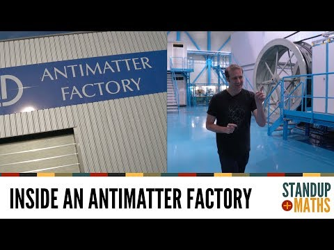 Inside an Antimatter Factory