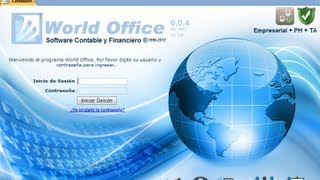 Software Contable y Financiero World Office - Demo