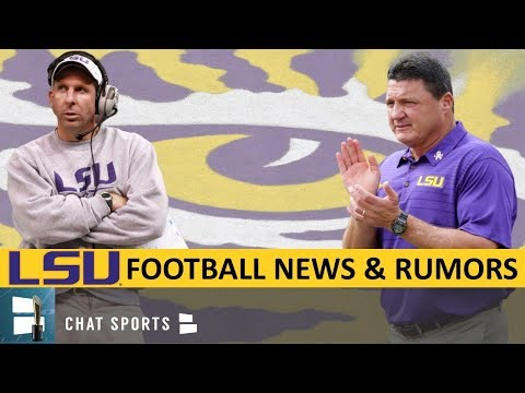 LSU Football Recruiting News On Jordan Burch Visit, Bo Pelini Hire & Jorge Munoz Return To LSU?