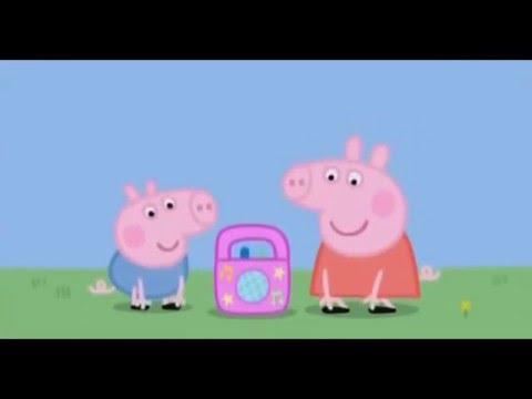 Любимая песня свинки Пеппы. Брат, братан, братишка когда меня отпустит?!)))