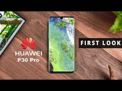 Huawei P30 Pro Official First Look | Huawei P30 Pro Price, Specifications, Release Date