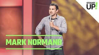 Mark Normand Is Super White   Just For Laughs