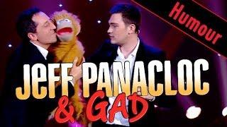 Jeff Panacloc et Jean Marc Avec Gad Elmaleh au Grand Cabaret thumbnail