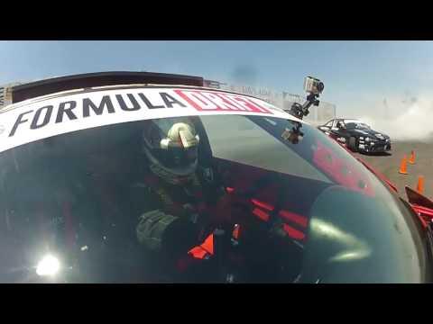 Guitard Racing 2016 : Formula Drift Canada Round 2 - Sunset Speedway, Ontario vs David Briggs