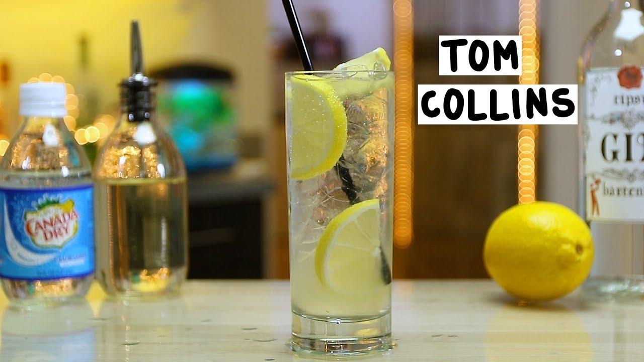 Tom Collins - Tipsy Bartender