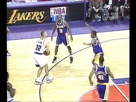 L.A Lakers - Phoenix Suns, 1998 - VF Canal +