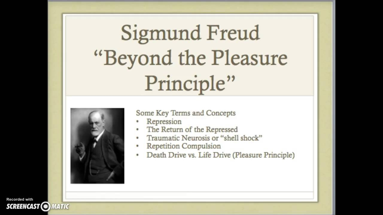sigmund freud civilization and its discontents essay Civilization and its discontents sigmund freud civilization and its discontents literature essays are academic essays for citation these papers were written.