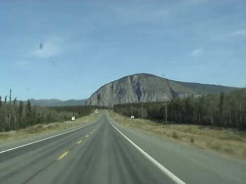 Alaskan Highway drive