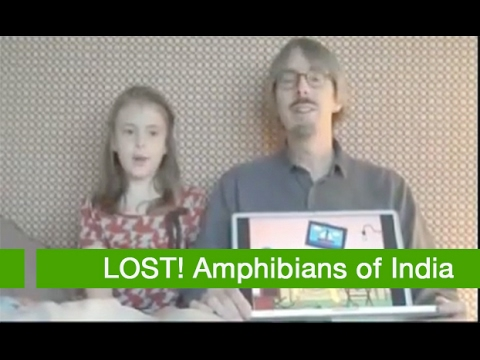 LOST! Amphibians of India:  George Meyer