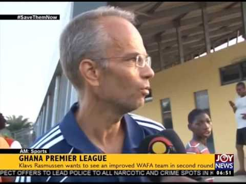 Ghana Premier League - AM Sports on Joy News (15-5-17)